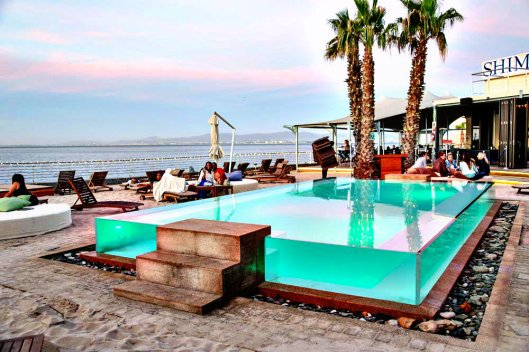 Shimmy Beach Club, Capetown